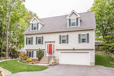 stoneham Single Family Home Under Agreement: 15 Pento Rd