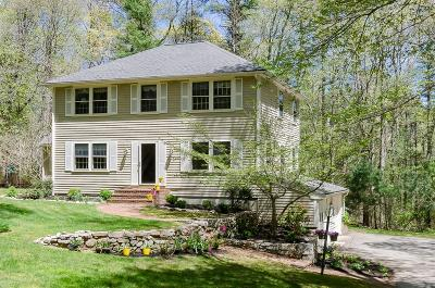 Pembroke Single Family Home For Sale: 48 Long Hill Rd
