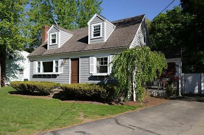 Abington Single Family Home For Sale: 279 Spruce Street