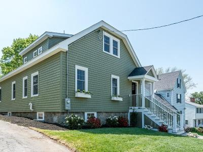 Boston Single Family Home For Sale: 381 Park St