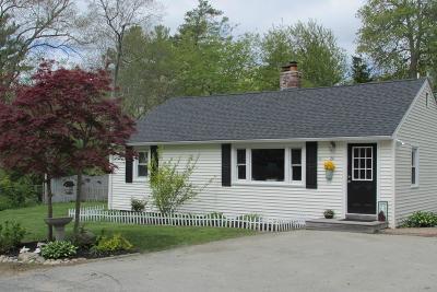 Pembroke Single Family Home Under Agreement: 24 Ferndale Avenue