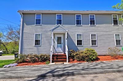 Bellingham Condo/Townhouse Under Agreement: 8 Plain Street #8