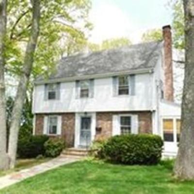 Needham Single Family Home Under Agreement: 217 Hillcrest Rd
