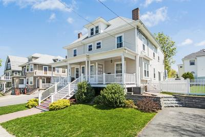 Watertown Condo/Townhouse For Sale: 387 School St #37