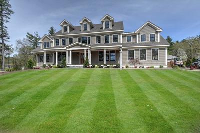 Needham Single Family Home Under Agreement: 7 Aly Raisman Way