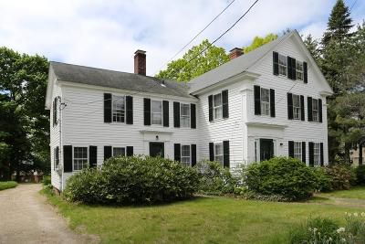 Southborough Multi Family Home Under Agreement: 18 Main Street