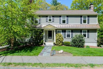 Wellesley Single Family Home For Sale: 98 Brook St