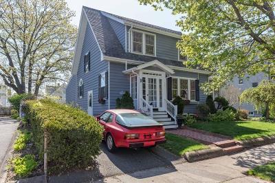 Medford Single Family Home For Sale: 51 Logan Ave