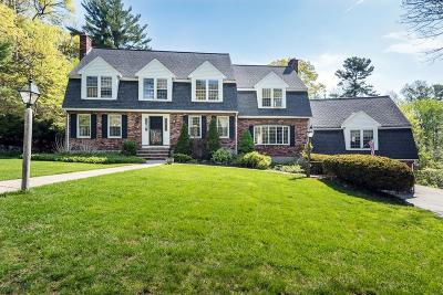 Andover Single Family Home For Sale: 14 Blueberry Hill Road
