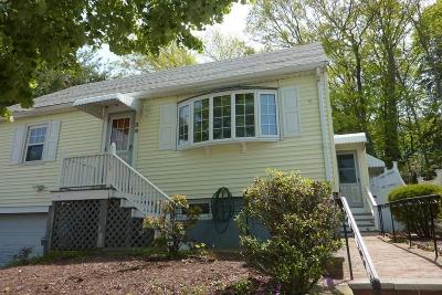 Medford Single Family Home For Sale: 39 Park Ave