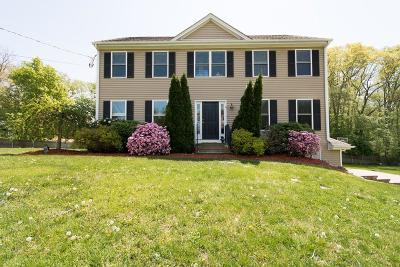 Attleboro Single Family Home For Sale: 8 Austin Dr