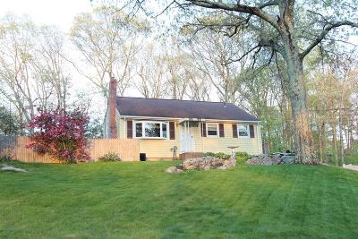 Franklin Single Family Home For Sale: 21 Rolling Ridge Rd