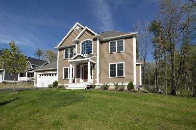 Norwell MA Condo/Townhouse For Sale: $799,000