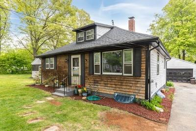 Attleboro Single Family Home For Sale: 64 Adamsdale Ave