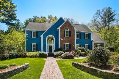 Acton Single Family Home Under Agreement: 12 Woodfield Rd