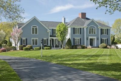 Norwell MA Single Family Home For Sale: $1,345,000