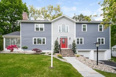 Newton Single Family Home For Sale: 197 Evelyn Road