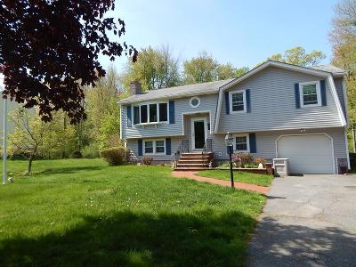 Methuen Single Family Home Under Agreement: 25 Rolling Ridge Ln