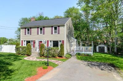 Attleboro Single Family Home For Sale: 345 Richardson Avenue