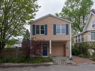 Watertown Single Family Home For Sale: 41 R Prospect Street