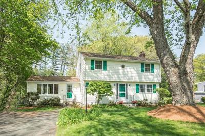 Burlington Single Family Home For Sale: 21 Phillip Ave
