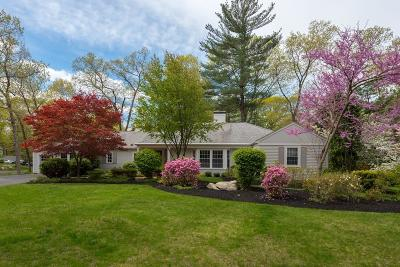 Hingham Single Family Home For Sale: 90 Tower Rd
