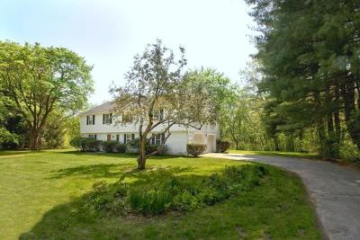 Wayland Single Family Home Under Agreement: 15 York Rd