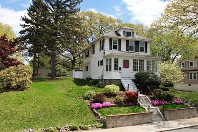Single Family Home Under Agreement: 118 Keystone Street