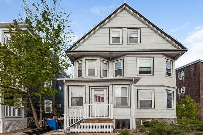 Boston Single Family Home For Sale: 1 O'donnell Sq