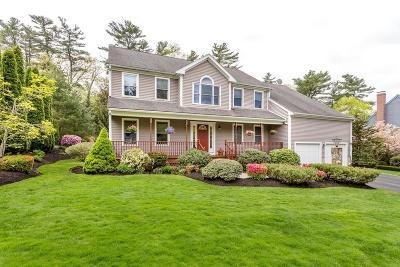 Canton Single Family Home Under Agreement: 15 Sullivan Way