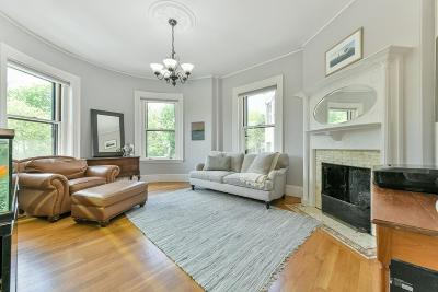Brookline Condo/Townhouse For Sale: 465 Washington St #6
