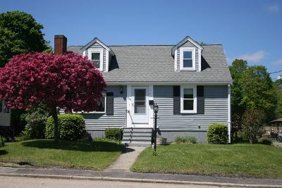 Rockland Single Family Home Contingent: 110 Beal Street Extension