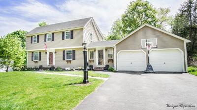 Andover Single Family Home Contingent: 10 Bannister Rd