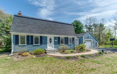 Duxbury Single Family Home For Sale: 47 Summer St
