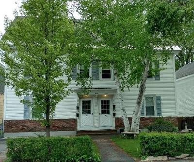 Lowell Multi Family Home Under Agreement: 87-89 Fourth Avenue
