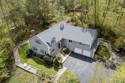 Norwell MA Single Family Home For Sale: $775,000