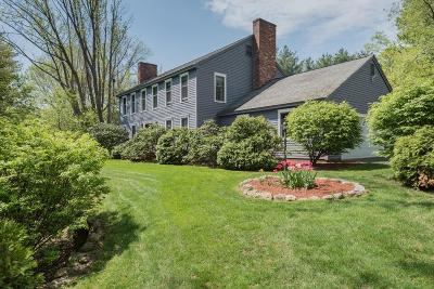 Andover Single Family Home For Sale: 5 Penacook Place