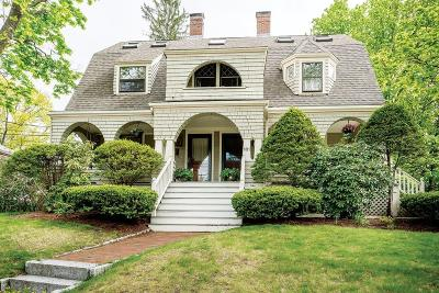 Newton Condo/Townhouse Contingent: 181 Cabot Street #A