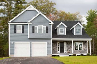Lakeville Single Family Home Under Agreement: Lot 68 Hybrid Drive
