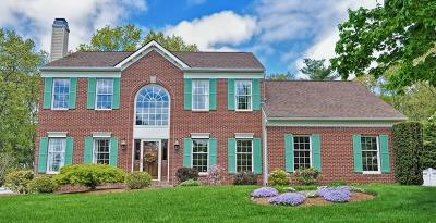 Franklin Single Family Home Under Agreement: 10 Norumbega Circle