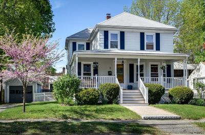 Natick MA Single Family Home Under Agreement: $629,900
