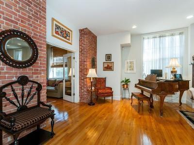 Newton Condo/Townhouse For Sale: 515 Centre St #1