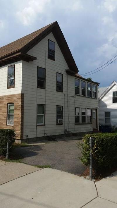Somerville Multi Family Home For Sale: 17 Webster St