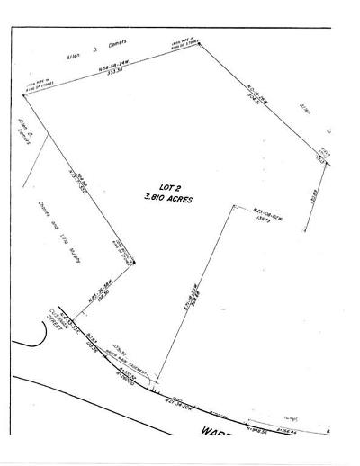 Middleboro Residential Lots & Land For Sale: 384-B Wareham Street