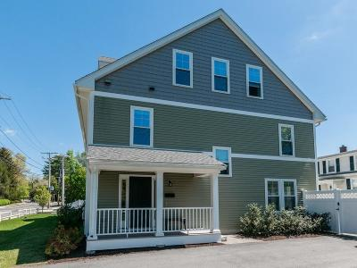 Needham Condo/Townhouse Under Agreement: 1364 Great Plain Ave #1364