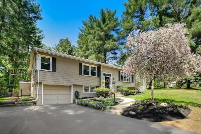 Framingham Single Family Home Under Agreement: 6 Rolling Ln