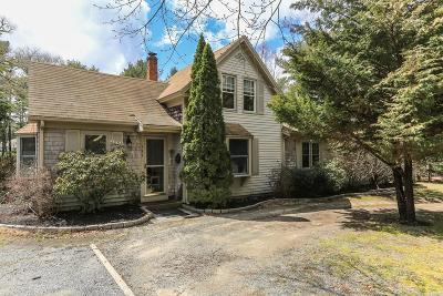 Wareham Single Family Home For Sale: 123 Great Neck Road