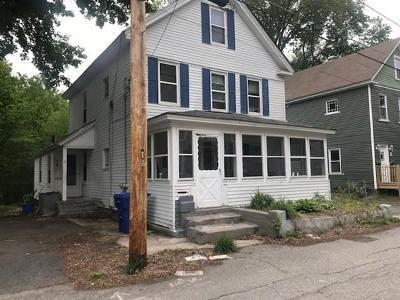 Maynard Multi Family Home For Sale: 3 Walcott St