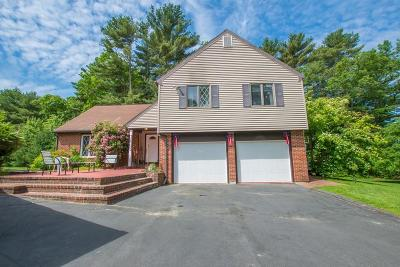 Norton Single Family Home For Sale: 405 S Worcester St