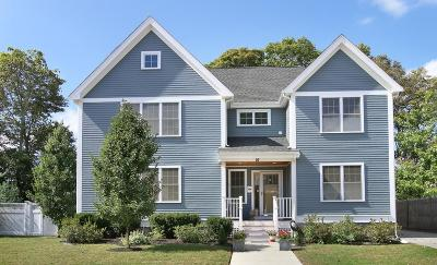 MA-Suffolk County Single Family Home For Sale: 16 Heldun St